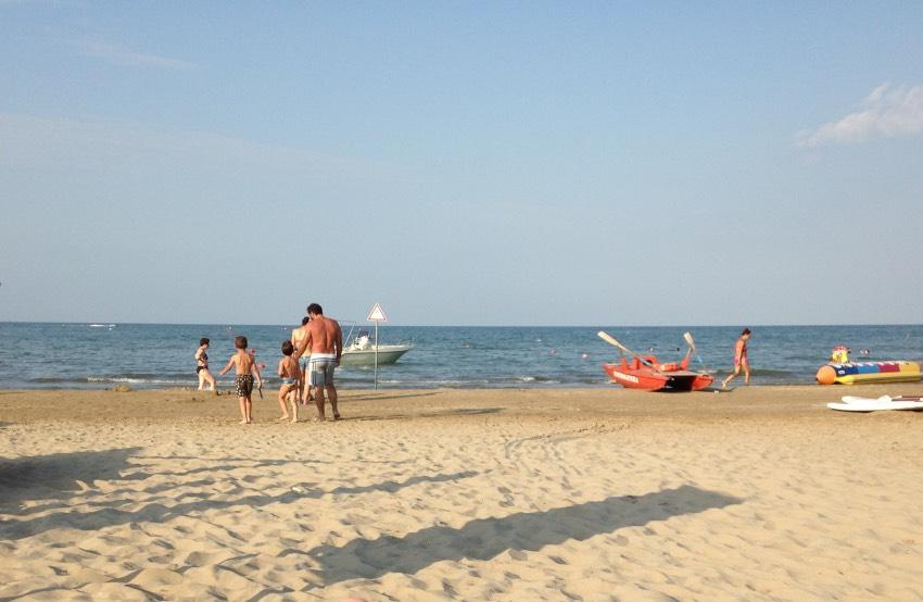 Meer und Spaß für Familien
